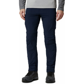 Columbia Silver Ridge II Aanpasbare Broek Heren, collegiate navy